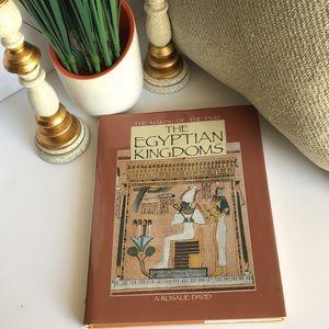 The Egyptian Kingdoms Book